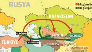Türkiye TIR'ları Azerbaycan Üzerinden Gönderecek