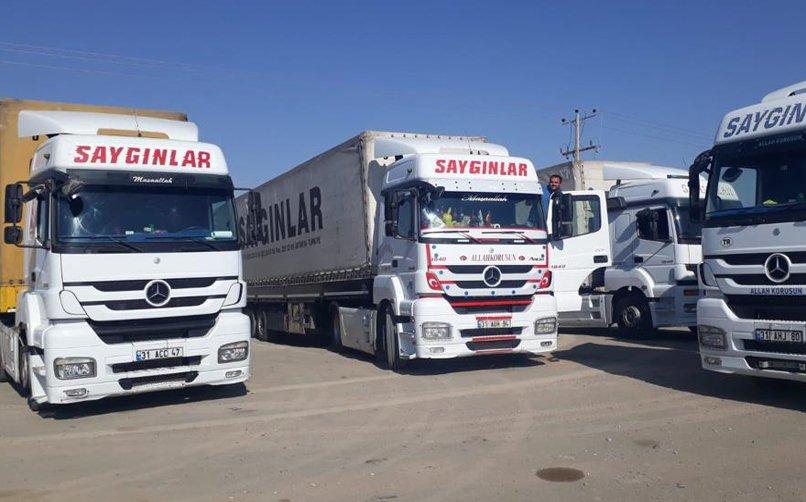 Belarus frigo taşımacılık