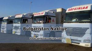 Bulgaristan Nakliye