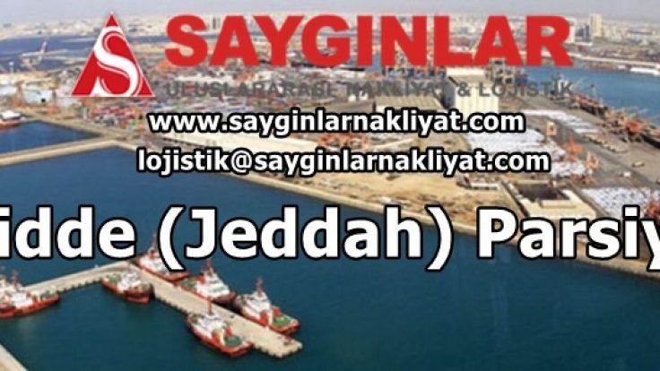 Cidde Parsiyel – Suudi Arabistan – Jeddah Parsiyel