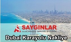 Dubai Karayolu Nakliye