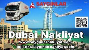 Dubai Hava, Kara, Deniz Nakliye – Dubai Nakliyat