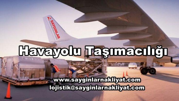 Havayolu Taşımacılık | Hava Parsiyel | Hava Kargo