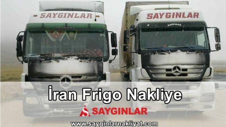 İran Frigo Nakliye