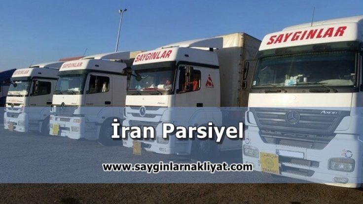 İran Parsiyel Nakliye