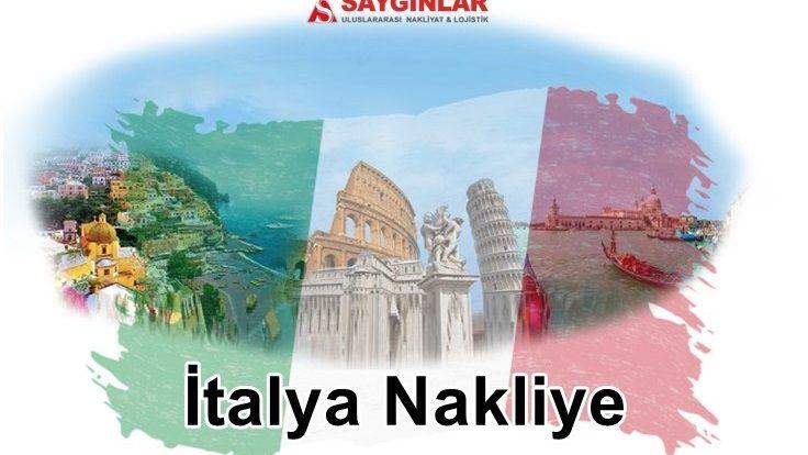 İtalya Nakliye
