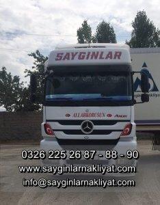 Katar Nakliye Firması