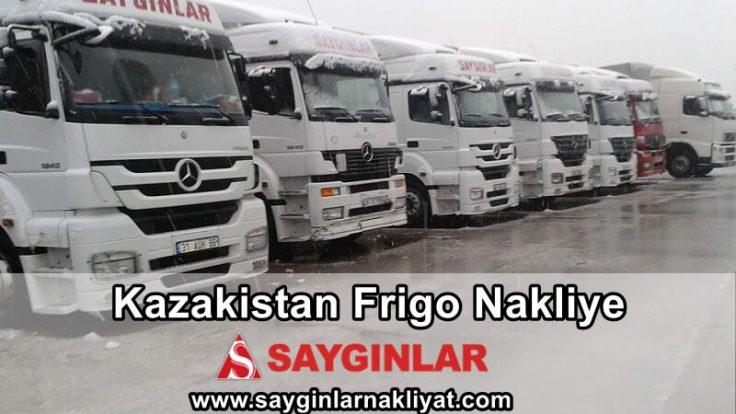 Kazakistan Frigo