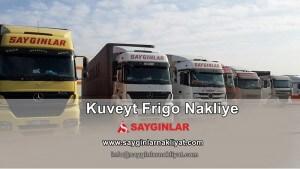 Kuveyt Frigo Nakliye