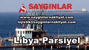 Libya Parsiyel – Misurata Parsiyel Taşımacılık