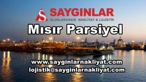 Mısır Parsiyel – Alexandria Parsiyel – Mısır Denizyolu Taşıma