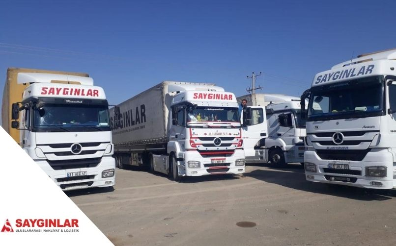 Moldova parsiyel taşımacılık