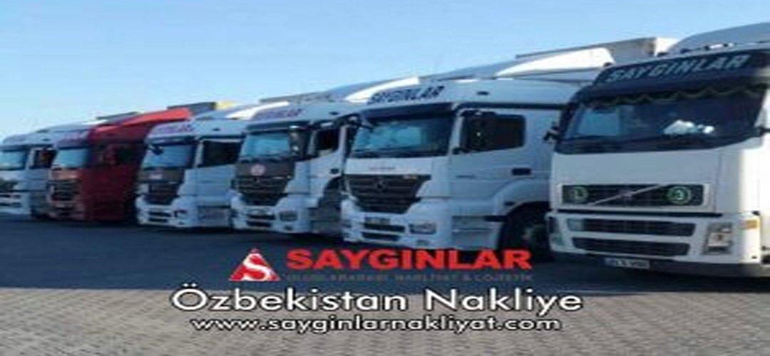 Özbekistan Nakliye Taşımacılık