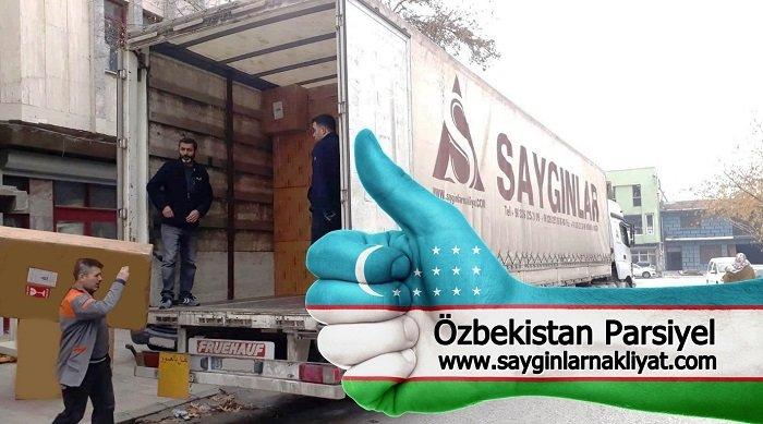 Özbekistan Parsiyel Dağıtım Ağımız