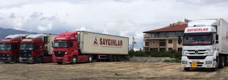 Suriye Nakliye Firmaları