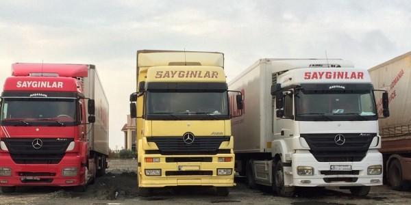 Suudi Arabistan Nakliyat