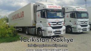 Tacikistan Nakliye