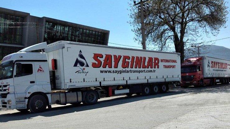 Türkiye Hollanda nakliye