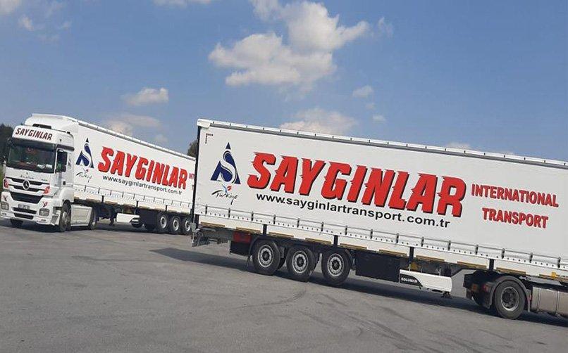 Türkiye İspanya arası taşımacılık
