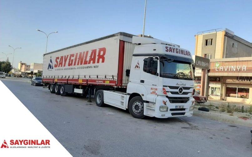 Türkiye moldova arası parsiyel taşımacılık