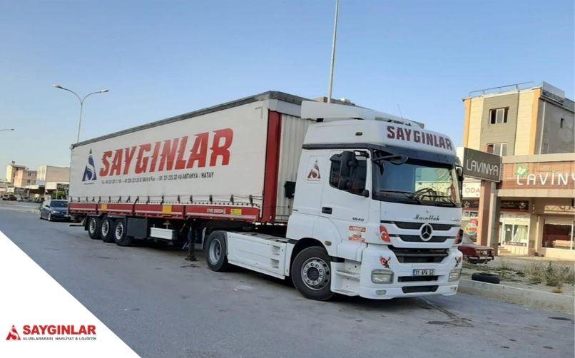 Türkiye Moldova frigo nakliye