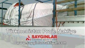 Türkmenistan Proje Nakliye