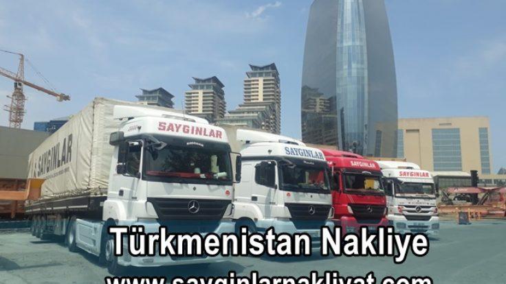 Türkmenistan Karayolu Nakliye