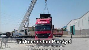 Türkmenistan Parsiyel