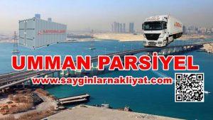 Umman Parsiyel