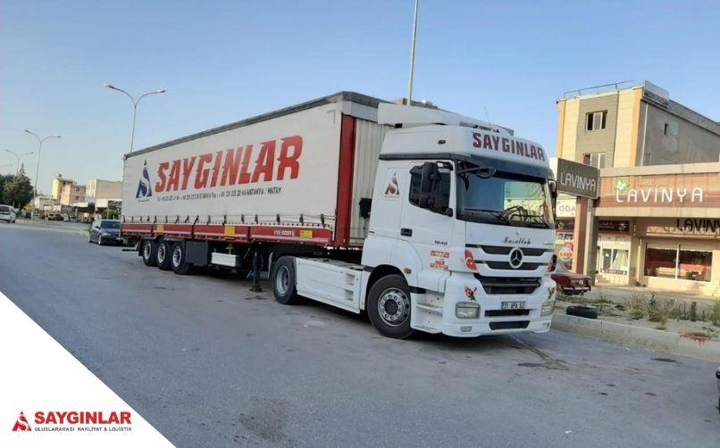Yunanistan Frigo Taşımacılık